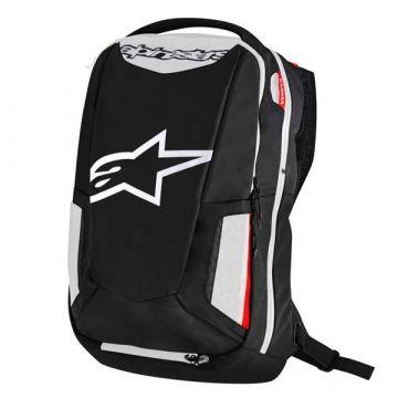 Alpinestars City Hunter Backpack-Black/Red/White