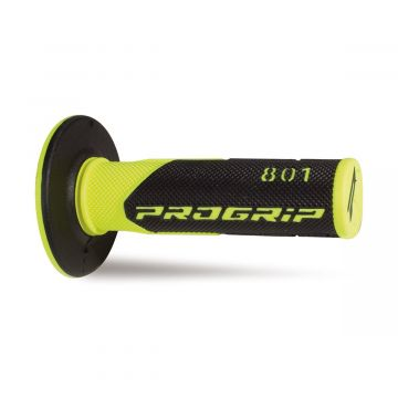 ProGrip 801 Grips - Yellow Fluo / Black