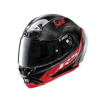 X-Lite X-803 RS Ultra Carbon Helmet - Carbon Red