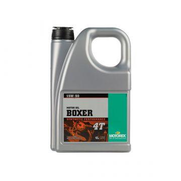BOXER 4T 15W/50 - 4L