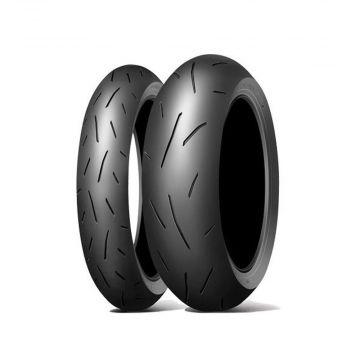 Dunlop A13 - Rear