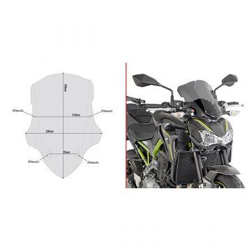 Givi A4118 Specific Screen for Kawasaki Z 900 (17 > 18)