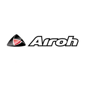 Airoh Front Peak Replacement for Wraap Helmet - Black Matt