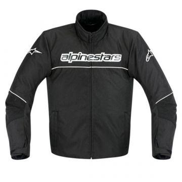 Alpinestars AST-1 Waterproof Jacket - Black/White