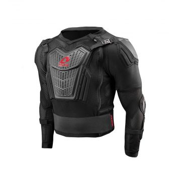 EVS Ballistic Jersey Comp Suit - Youth - Black / Red