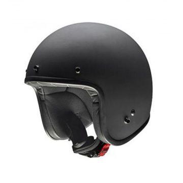 Givi 20.7 Oldster-Jet Helmet-Black