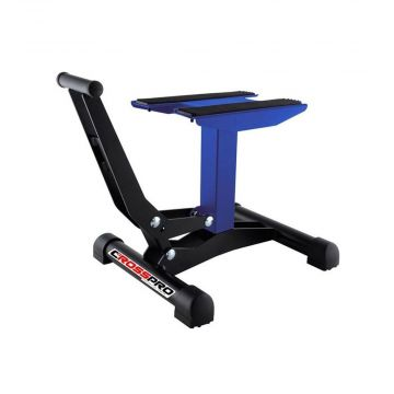 Crosspro Motocross Xtreme 16 Lift Bike Stand - Blue