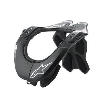 Alpinestars BNS Tech 2 - Black Cool / Grey