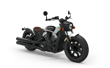 Indian® Scout® Bobber- White Smoke