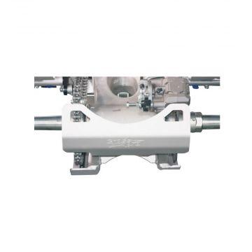 Cross Pro - Rear Disc + Swingarm Guard - Ice Matt - RAPTOR700 06>20
