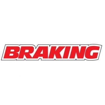 Braking Round Disc Fix Rear