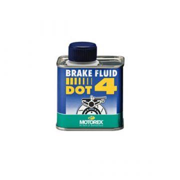 BRAKE FLUID DOT 4 - 250ML
