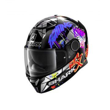 Shark Spartan Lorenzo Catalunya GP