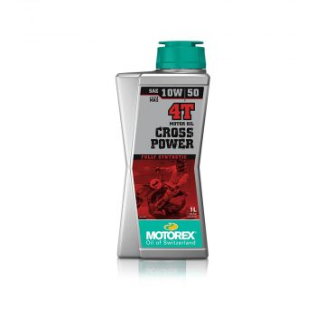 Cross Power Oil 4T 10W/50 - 1L