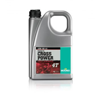 Cross Power 4T 10W/60 - 4L