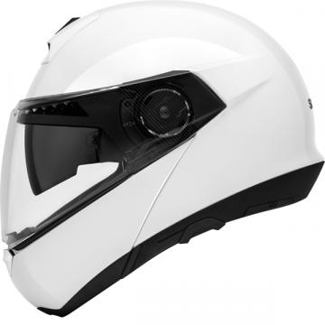 Schuberth C4 Helmet - Glossy White