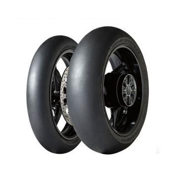 DUNLOP SX GP RACER D212-SLICK-FRONT