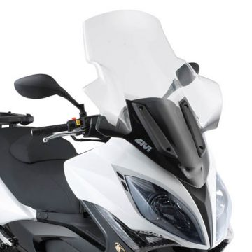 Givi D295ST Screen for XCITING 300i or 500i 2009-2010
