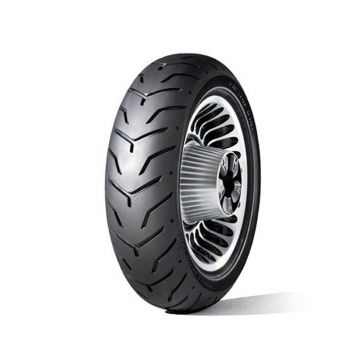Dunlop D407 Harley TL-Rear