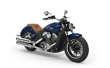 Indian® Scout® 1200 - Deepwater Metallic
