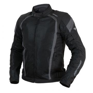 Prexport Europa Mesh Jacket - Black