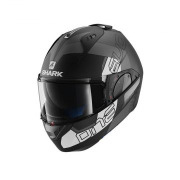 Shark Evo-One 2 Slasher Mat KAW Helmet
