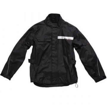 Revit Rain Jacket Wind - Black