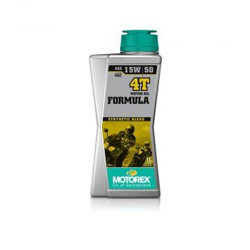 Motorex Formula 4T 15W/50