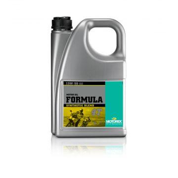 Formula 4T 15W/50 - 4L