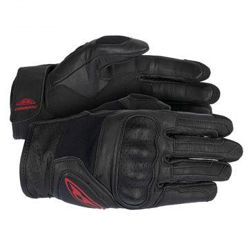 Prexport Freedom - Sport Touring Glove - Black / Red