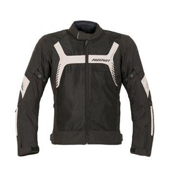 Prexport  Fes 1000 -Summer Jacket - Black/White