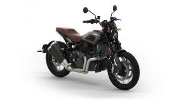 Indian® FTR™ 1200 - Rally - Titanium Metallic