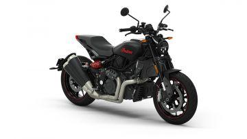 Indian® FTR™ 1200 - Z - Black Smoke