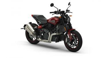 Indian® FTR™ 1200 - S - Maroon Metallic