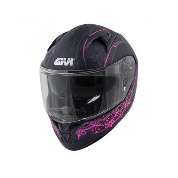 Givi 50.6 Stoccarda Mendhi Lady Helmet