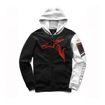 Alpinestars GP Plus Hoodie - Black/White