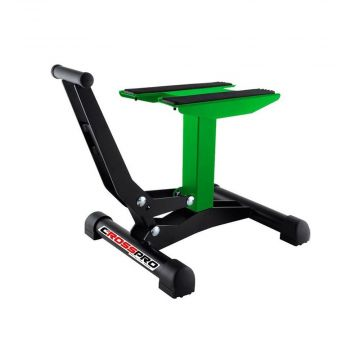 Crosspro Motocross Xtreme 16 Lift Bike Stand - Green