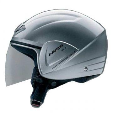 Givi DEMI-JET HPS10.2 Helmet - Silver/Grey