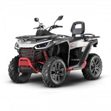 Segway Snarler ATV6 L 2021 - Red