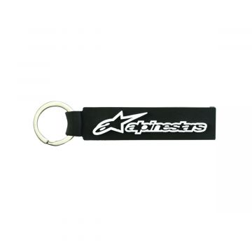 Alpinestars HORIZONTAL KEYFOB - BLACK