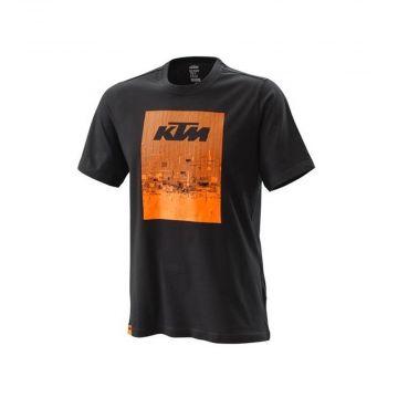 KTM Racing Radical Tee - Black