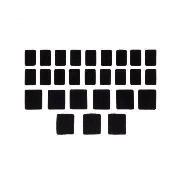 POD  KX Velcro Set - Black for K8 2.0, K4 2.0, K4 2.0 YTH, K8, K4, K1, K700, K300