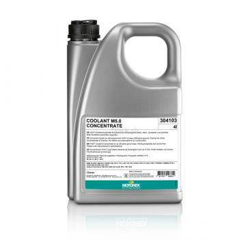 Coolant M5.0 Concentrate - 4L