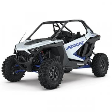 RZR 64 Pro XP (Turbo) EPS Dynamix - White Lightning