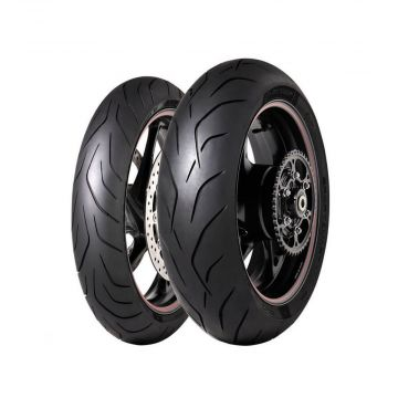 Dunlop Sportsmart MK3 - Rear
