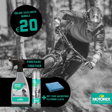 Motorex Bike Clean Bundle - Online Exclusive