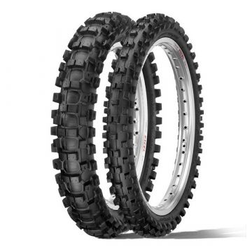 DUNLOP GEOMAX MX31 (SOFT) TT-REAR