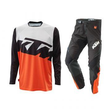 KTM Pounce MX Gear Set - Black - 34
