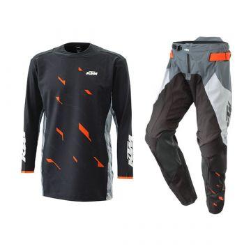 KTM Racetech MX Gear Set - Black - 34