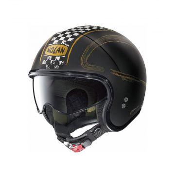 Nolan N21 Getaway Jet Helmet - Flat Black